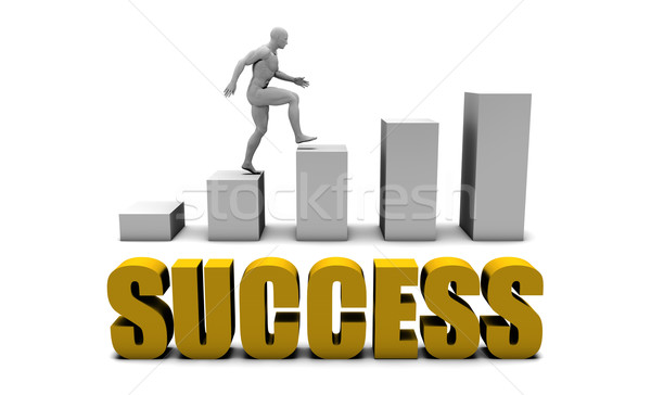 Success Stock photo © kentoh