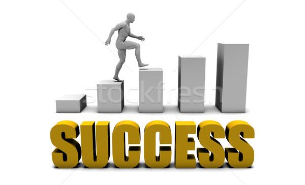 Success Stock photo © kentoh