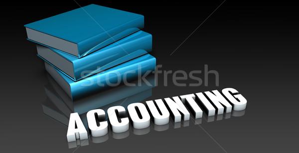 Accounting Stock photo © kentoh