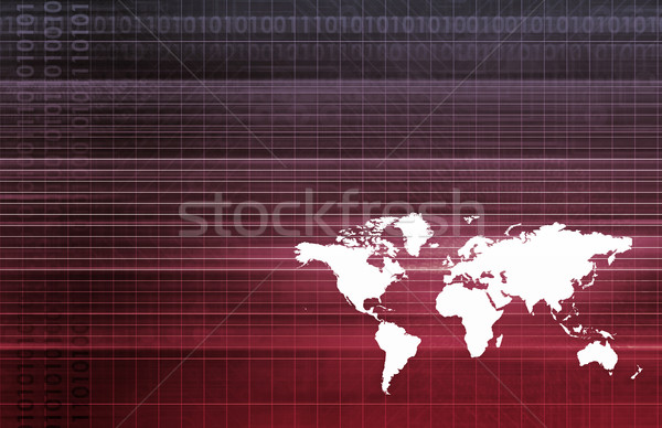 Global Partners Stock photo © kentoh