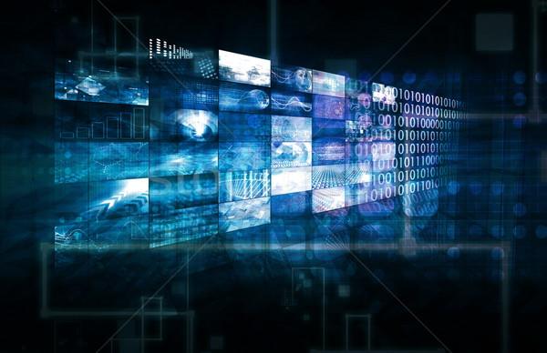 Data Management Stock photo © kentoh