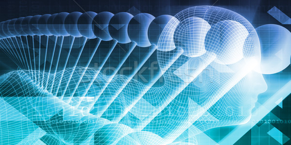 Science Technology Stock photo © kentoh