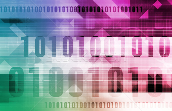 Online marketing technologie tools business achtergrond netwerk Stockfoto © kentoh