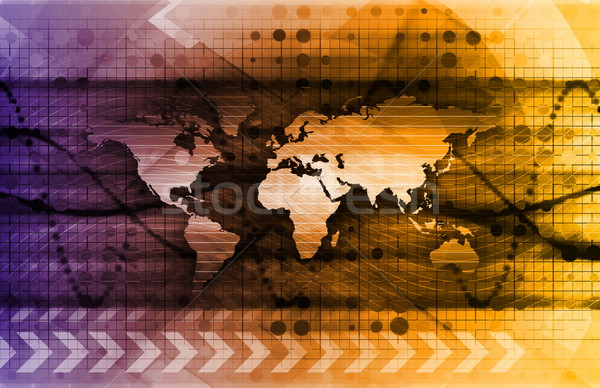 Emerging Mobile Market Stock photo © kentoh