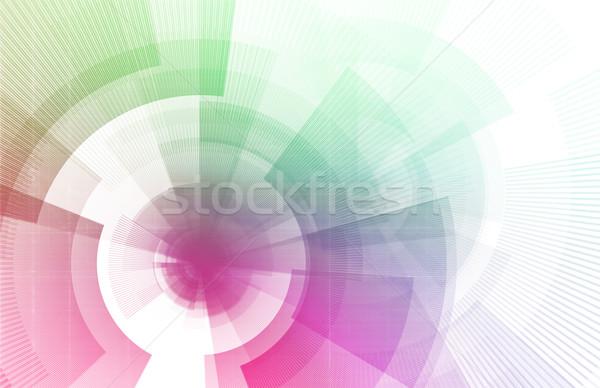 Electronic Engineering Stock photo © kentoh
