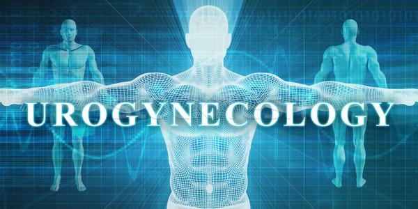 Urogynecology Stock photo © kentoh