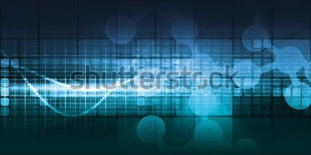 Medical Research Stock photo © kentoh