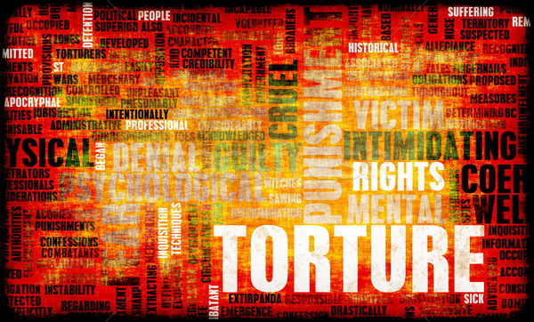 Torture Stock photo © kentoh