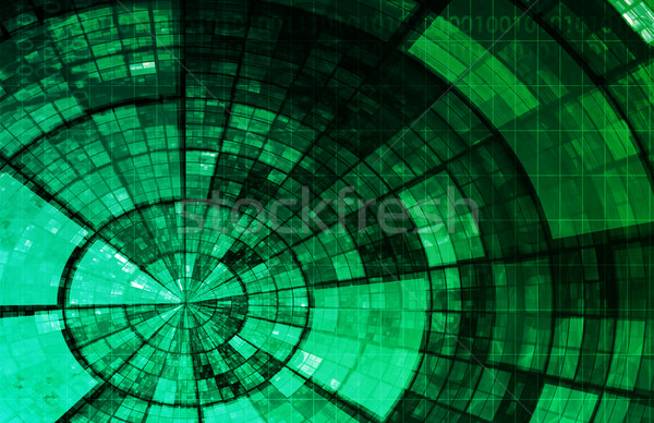Artificial Intelligence Stock photo © kentoh