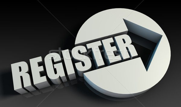 Register Stock photo © kentoh