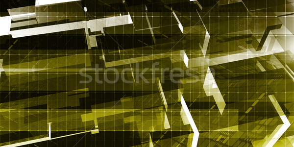 Science Analytics Stock photo © kentoh