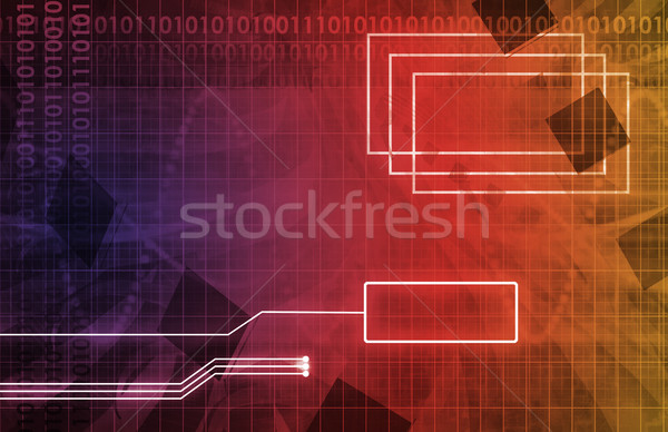 Business Strategy Stock photo © kentoh