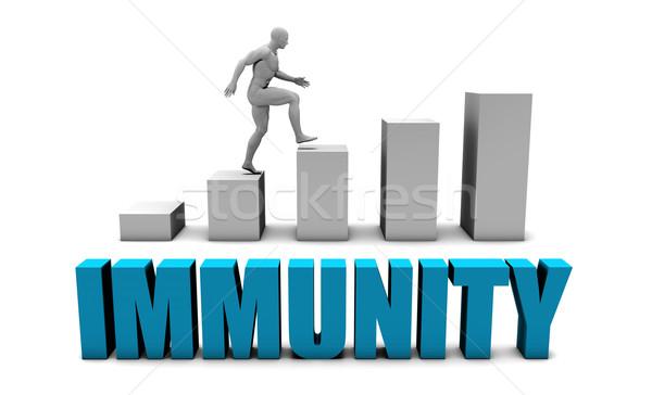 Immunity Stock photo © kentoh