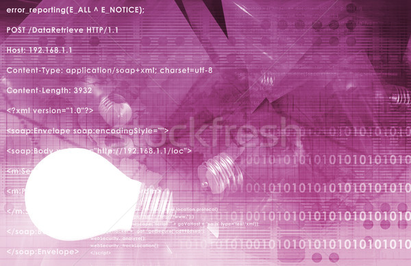 Biomedical Engineering Stock photo © kentoh
