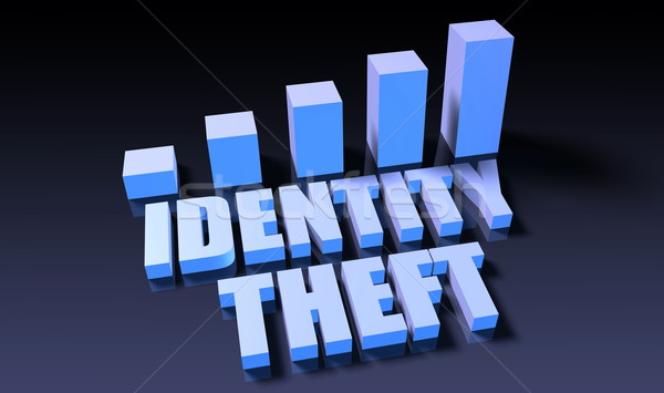 Identity theft Stock photo © kentoh