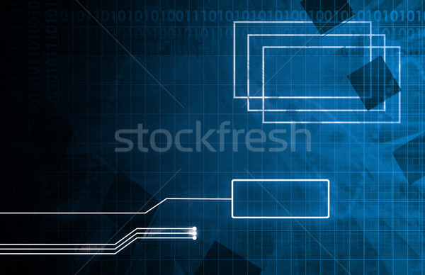 Business Integration Stock photo © kentoh