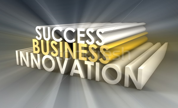 Business Innovation Stock photo © kentoh