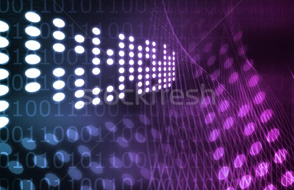 Cloud Computing Stock photo © kentoh