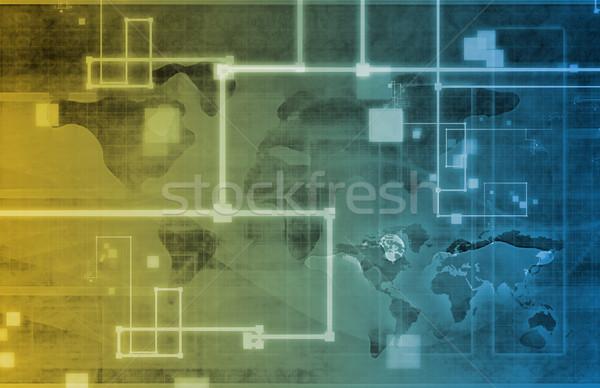Medical Business Stock photo © kentoh