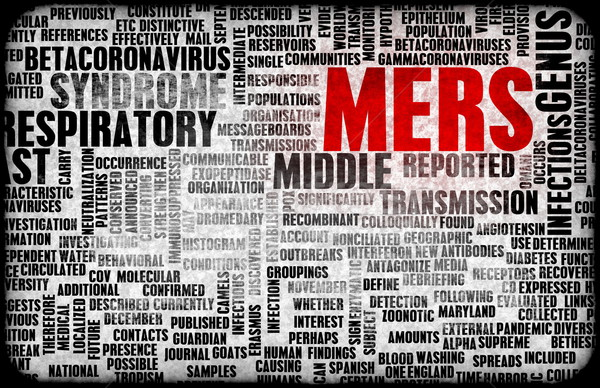 MERS Stock photo © kentoh
