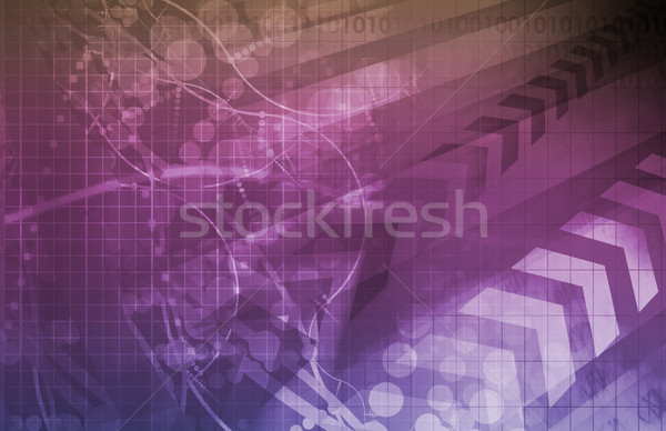 Stock photo: Stem Cell Research