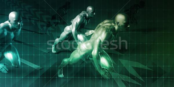 Technology Startup Stock photo © kentoh