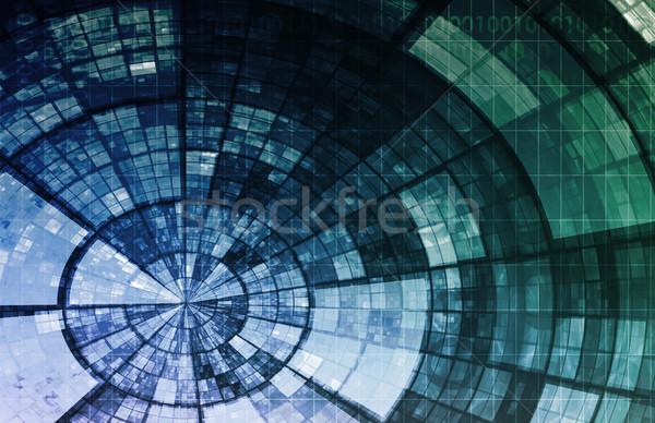 Artificial Intelligence Stock photo © kentoh