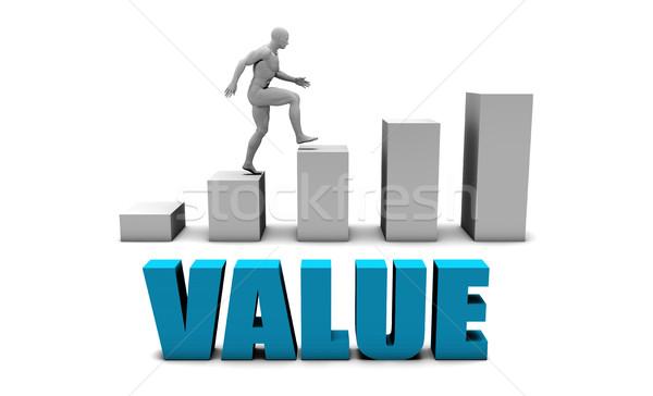 Value Stock photo © kentoh