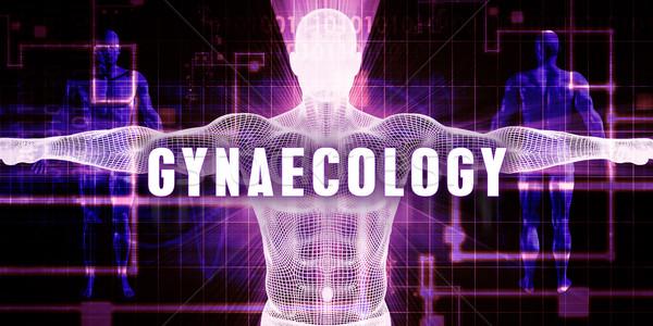 Gynaecology Stock photo © kentoh