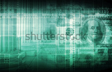 Financial Issues Stock photo © kentoh