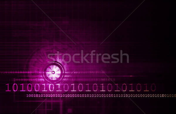 Technology Life Cycle Stock photo © kentoh