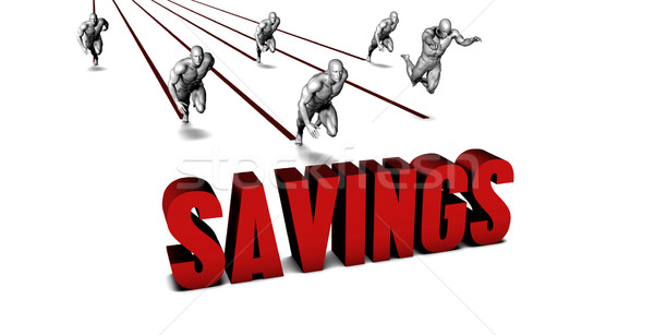 Better Savings Stock photo © kentoh