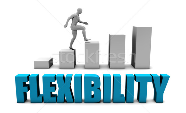 Flexibility Stock photo © kentoh