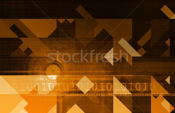 Internet Background Stock photo © kentoh
