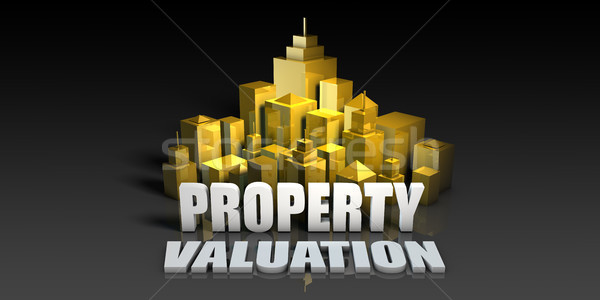Property Valuation Stock photo © kentoh