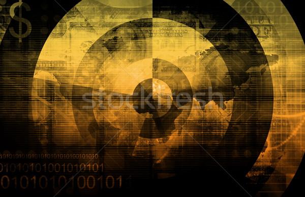 Orvostudomány modern technológia hálózat tudomány ipari Stock fotó © kentoh