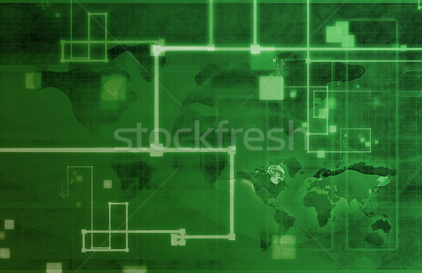 Science Technology Stock photo © kentoh