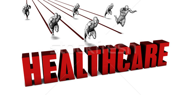 Better Healthcare Stock photo © kentoh