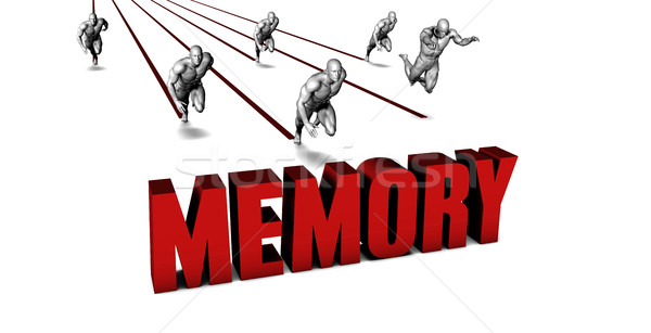 Better Memory Stock photo © kentoh