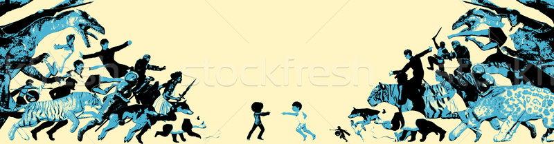 Childhood Memories Stock photo © kentoh