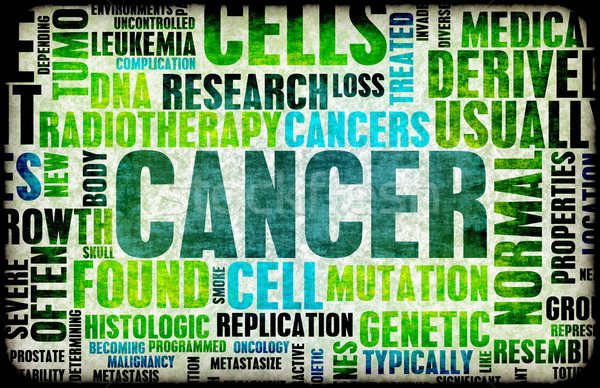 Cancer Stock photo © kentoh