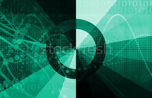 Technology Life Cycle Stock photo © kentoh