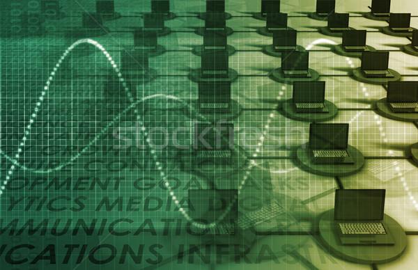 ソフトウェア エンジニアリング ハイテク ビジネス コンピュータ インターネット ストックフォト © kentoh