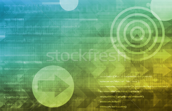 Medical Engineering Stock photo © kentoh