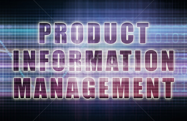 Product Information Management Stock photo © kentoh
