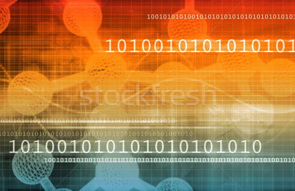 Business Genetics Stock photo © kentoh