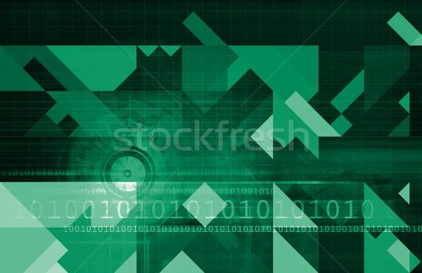 Computer Technology Stock photo © kentoh