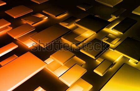 Absztrakt technológia háttér mobil szoftver digitális Stock fotó © kentoh