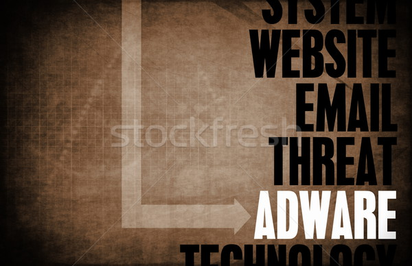 Adware Stock photo © kentoh