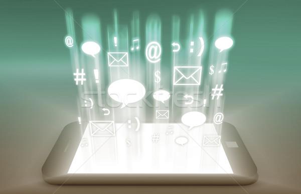 Technology Trends Stock photo © kentoh